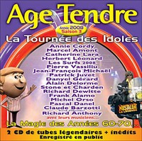 CD - Age tendre 2008