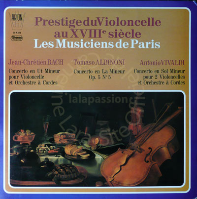 Les Musiciens de Paris 1970