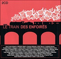 Le train des enfoirés 2005