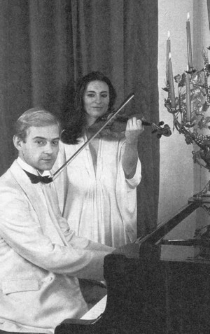 William Shelle et Catherine Lara 1976