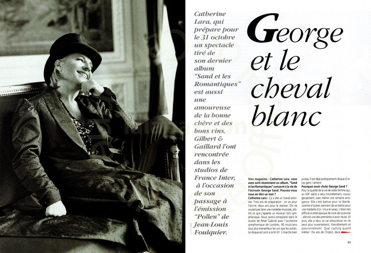 Vins Magazine n°2 - Avril 1992